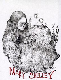 映画『メアリーの総て』、画家・ヒグチユウコから寄せられたオリジナルイラストが公開 各界クリエイターからのコメントも多数