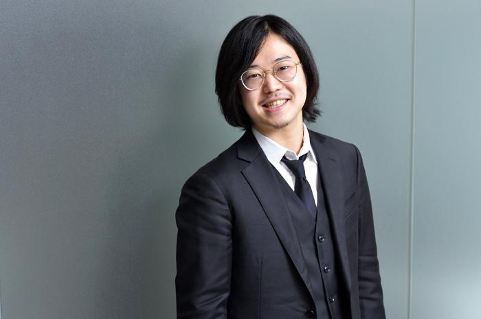 反田恭平 (撮影:荒川潤)