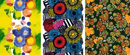 """マリメッコのデザイナーが""""JAPAN""""を表現すると? 企画展『マリメッコ・スピリッツ パーヴォ・ハロネン/マイヤ・ロウエカリ/アイノ=マイヤ・メッツォラ』"""