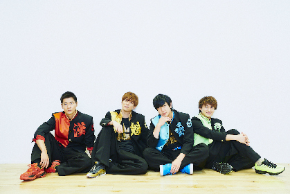 "BOYS AND MEN インタビュー 水野・田村・辻本・小林が語る、""未来を信じることの大切さ""を歌った新シングル「Oh Yeah」"