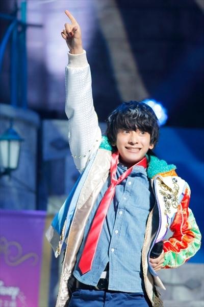 橋本祥平【ハイ・ホー『白雪姫』】  Presentation licensed by Disney Concerts. (C)Disney