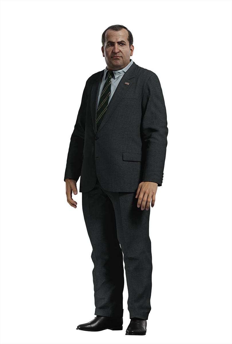 ライアン大統領補佐官