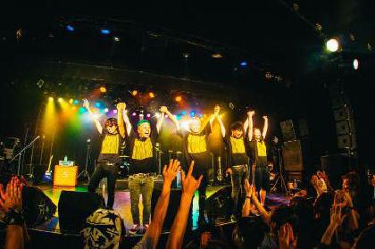 BACK-ON結成15周年、節目の現体制ラストライブで新旧ナンバー21曲