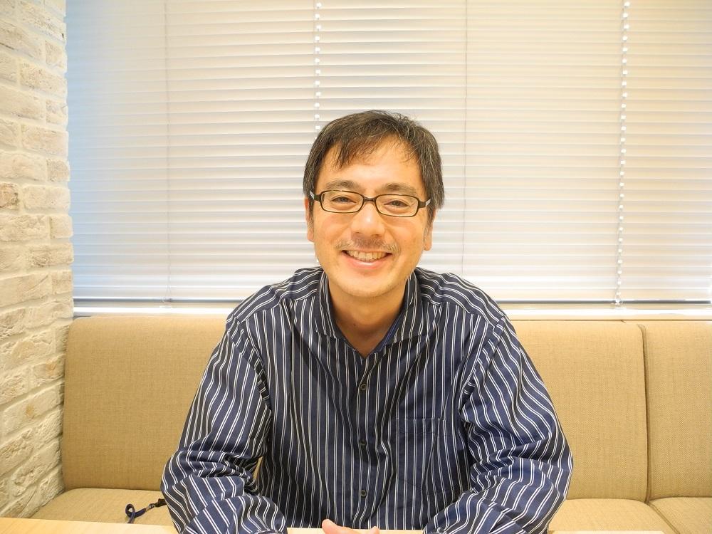 松井俊之氏