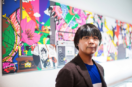 中村佑介が語る「変化と成長を刻み付けてきた15年間」と「イラストレーターとして目指す道」