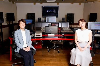 望海風斗&真彩希帆 WOWOW『宝塚への招待』放送を前に収録レポートが公開