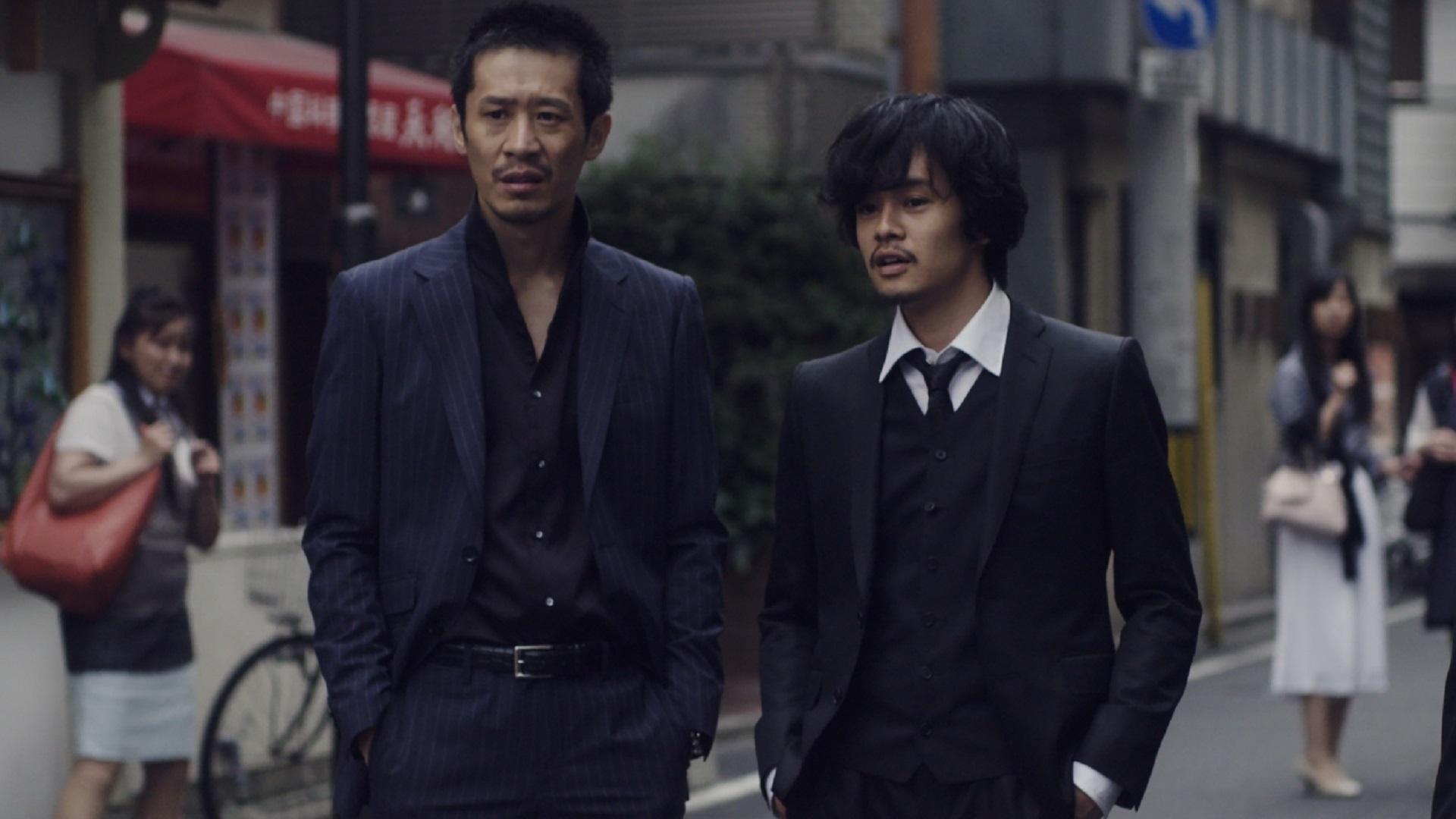 左から 三浦誠己、池松壮亮 『ディストラクション・ベイビーズ』 ©2016「ディストラクション・ベイビーズ」製作委員会