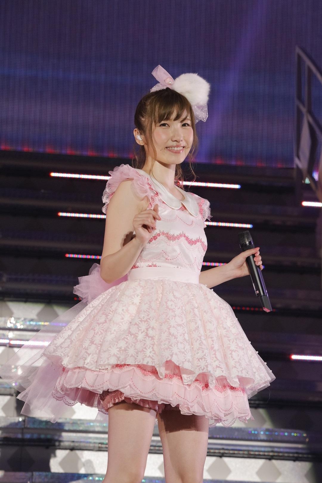 内田彩 AYA UCHIDA LIVE2017「ICECREAM GIRL」