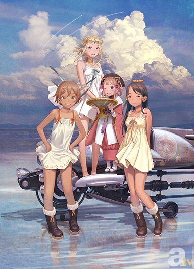 『ラストエグザイル ‐銀翼のファム‐』劇場版の公開が決定!?