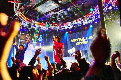 Amaryllis Bomb、前に進み出した彼らが示した未来への可能性 ツアー初日をレポート