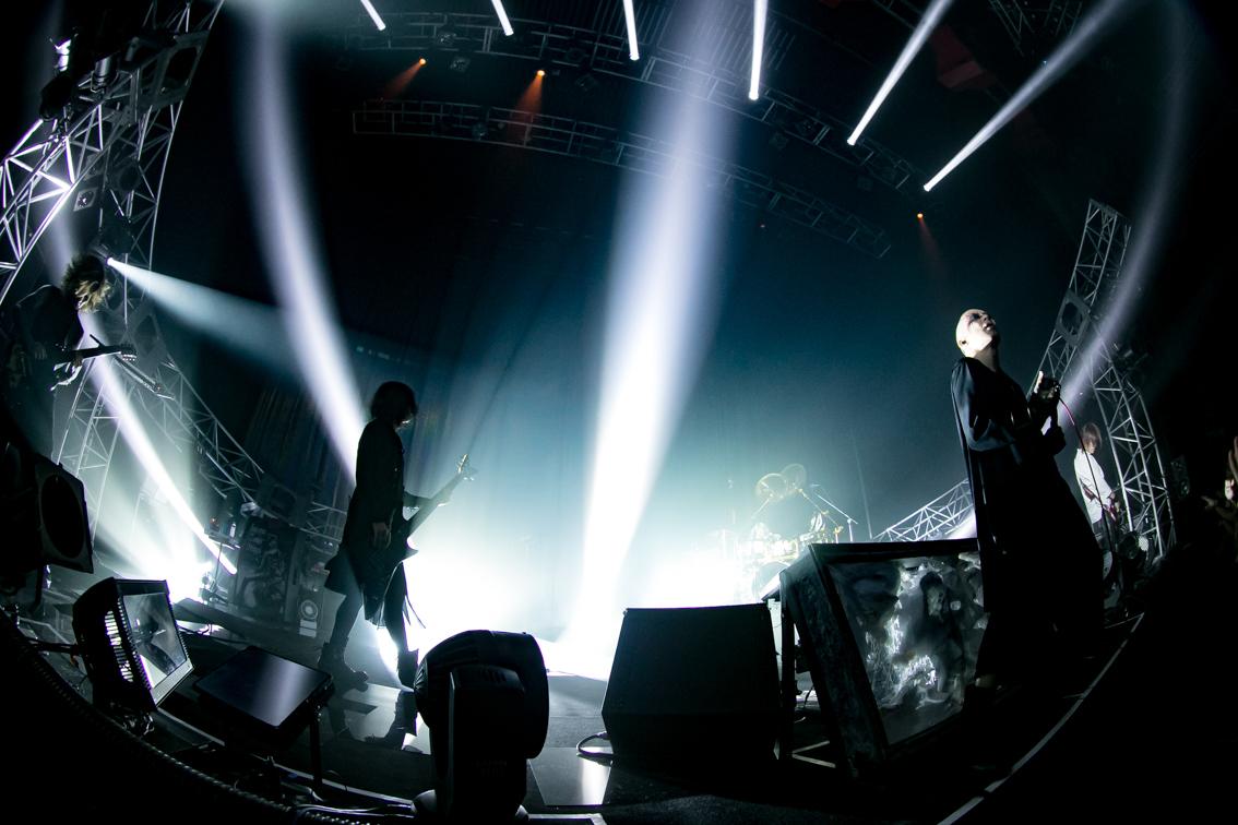 DIR EN GREY 20150930新木場STUDIO COAST  撮影=尾形隆夫