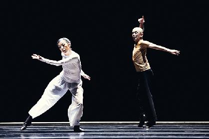 【公演評】勅使川原三郎が踊った『月に吠える』~詩人・萩原朔太郎と共有した「過去の死」と再生