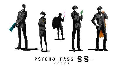 『PSYCHO-PASS サイコパス』劇場アニメ3部作のうち2作が東京国際映画祭で先行上映決定