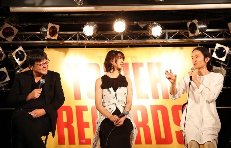『未来のミライ』 オリジナル・サウンドトラック発売記念イベント