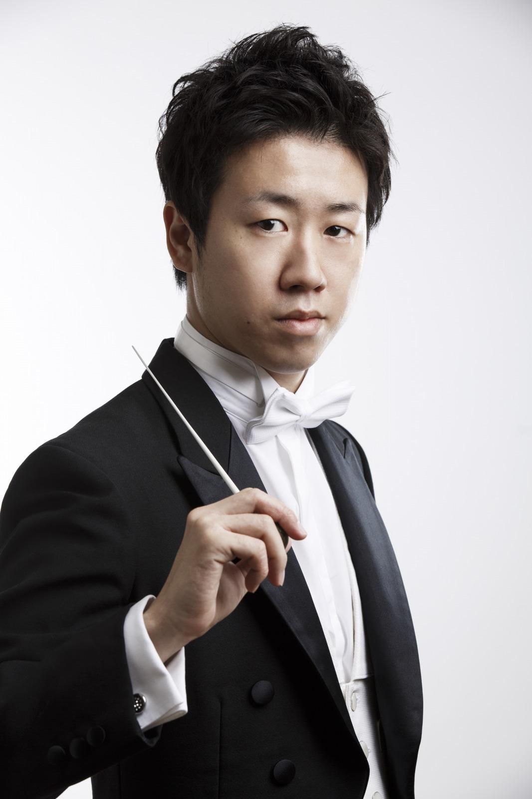 神奈川フィルの常任指揮者として3年目を迎えた川瀬賢太郎 (c)Yoshinori Kurosawa