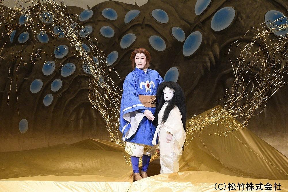 新作歌舞伎『風の谷のナウシカ』ディレイビューイング より