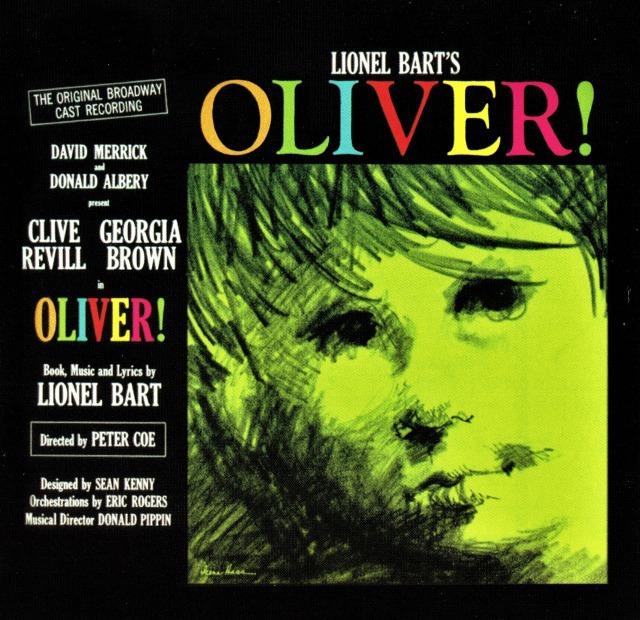 ブロードウェイ初演(1963年)のオリジナル・キャストCD(輸入盤)