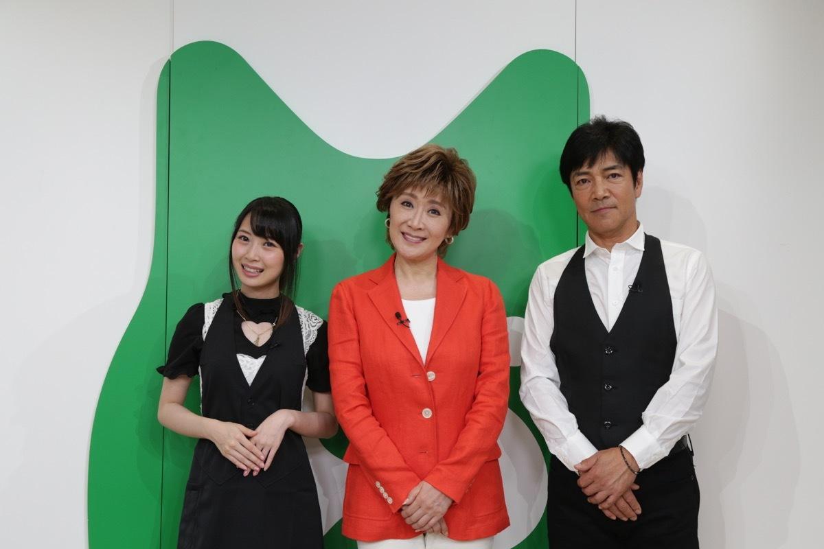 高柳明音(SKE48)・小林幸子・野口五郎