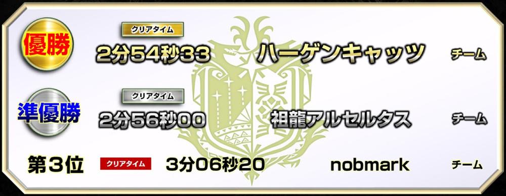 名古屋大会1-3