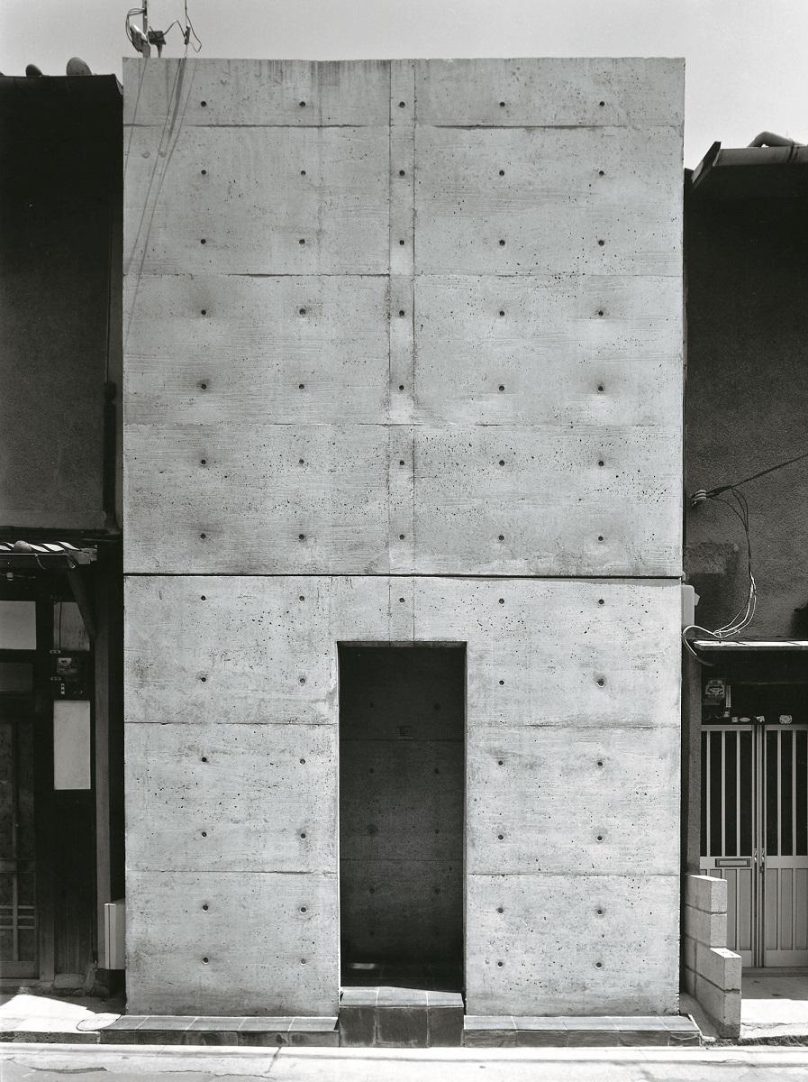住吉の長屋 1976年,大阪府
