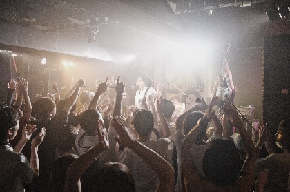 UKFC大阪公演でteto、aint、Yap!!!、polly、LOSTAGEが熱演  オフィシャルレポート到着