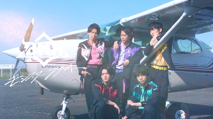 BMK、デビュー記念24時間配信企画が決定 新曲MVでは高度1万フィートからスカイダイビング