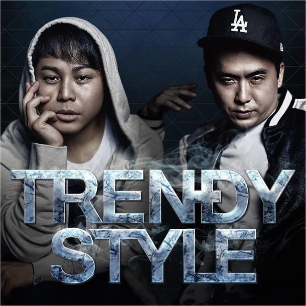 TRENDY STYLE「YA・BA・I・DE・A・I」配信ジャケット