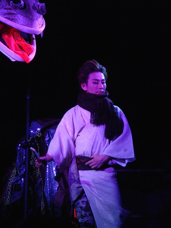 名古屋山之助「今までご覧になったことのないようなオモシロイことをやりますので、ぜひ観に来てください」