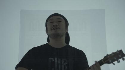 竹原ピストル 「MY WAY」熱唱しながら自動販売機と一体化!? サントリー「BOSS」WEB動画公開