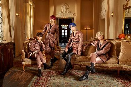OWV、2ndシングル「Ready Set Go」のカップリング曲音源をInformation Videoとともに解禁