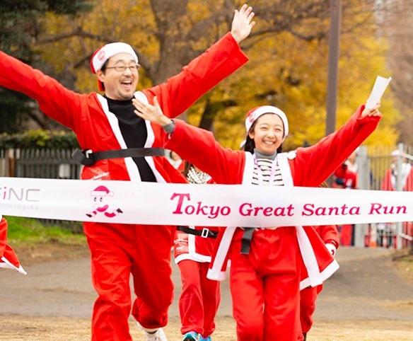 今回は12月22日に駒沢オリンピック公園で開催される