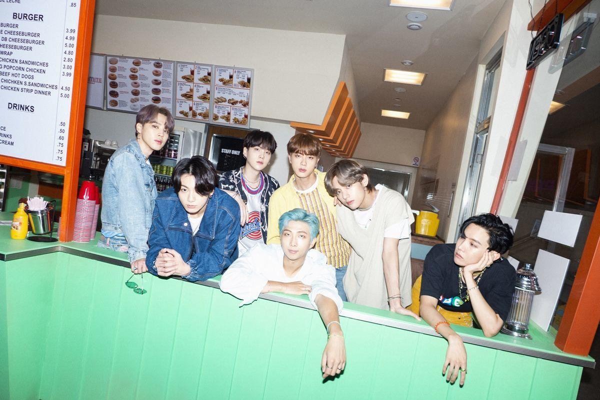 BTS Entertainment