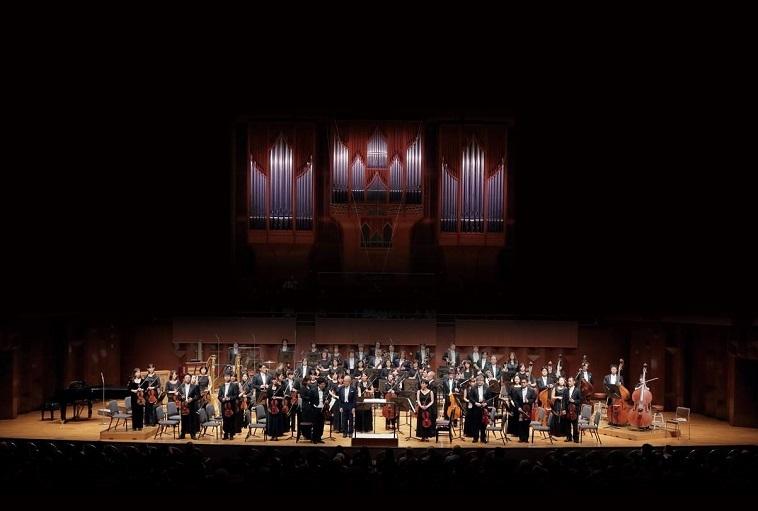 ザ・シンフォニーホールはブルックナーに最適。大阪交響楽団にご期待ください! (C)飯島隆