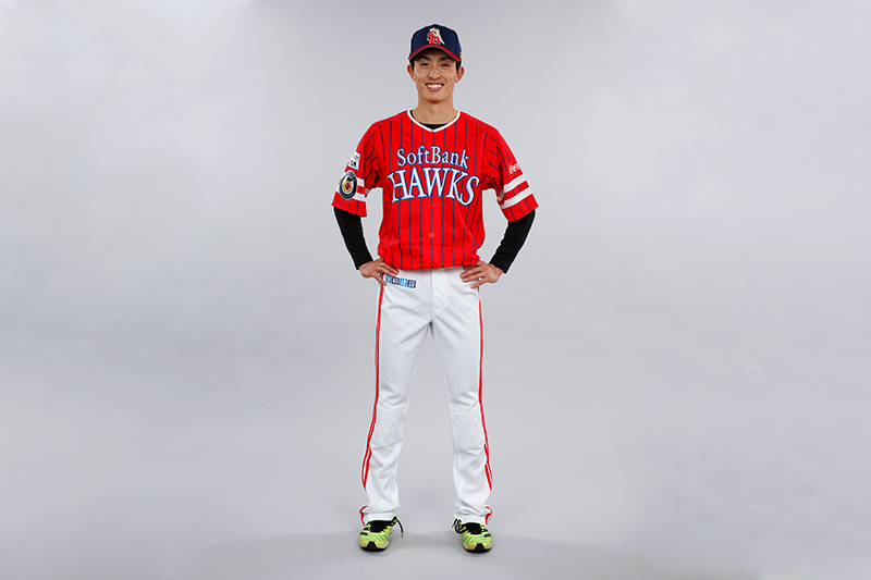 周東佑京内野手