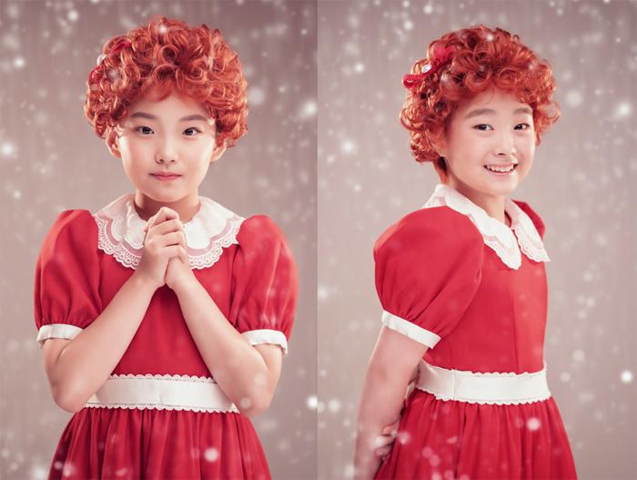 【アニー】ユ・シヒョン/チョン・イェジン(Wキャスト) ©世宗文化会館