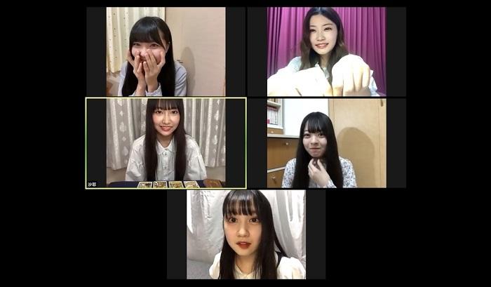 千秋楽 シャッフルグループA (C)2020 Zest,Inc.