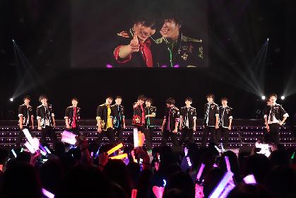 BOYS AND MEN 研究生 新ユニット名&デビュー選抜メンバーが決定、ライブのTV放送も