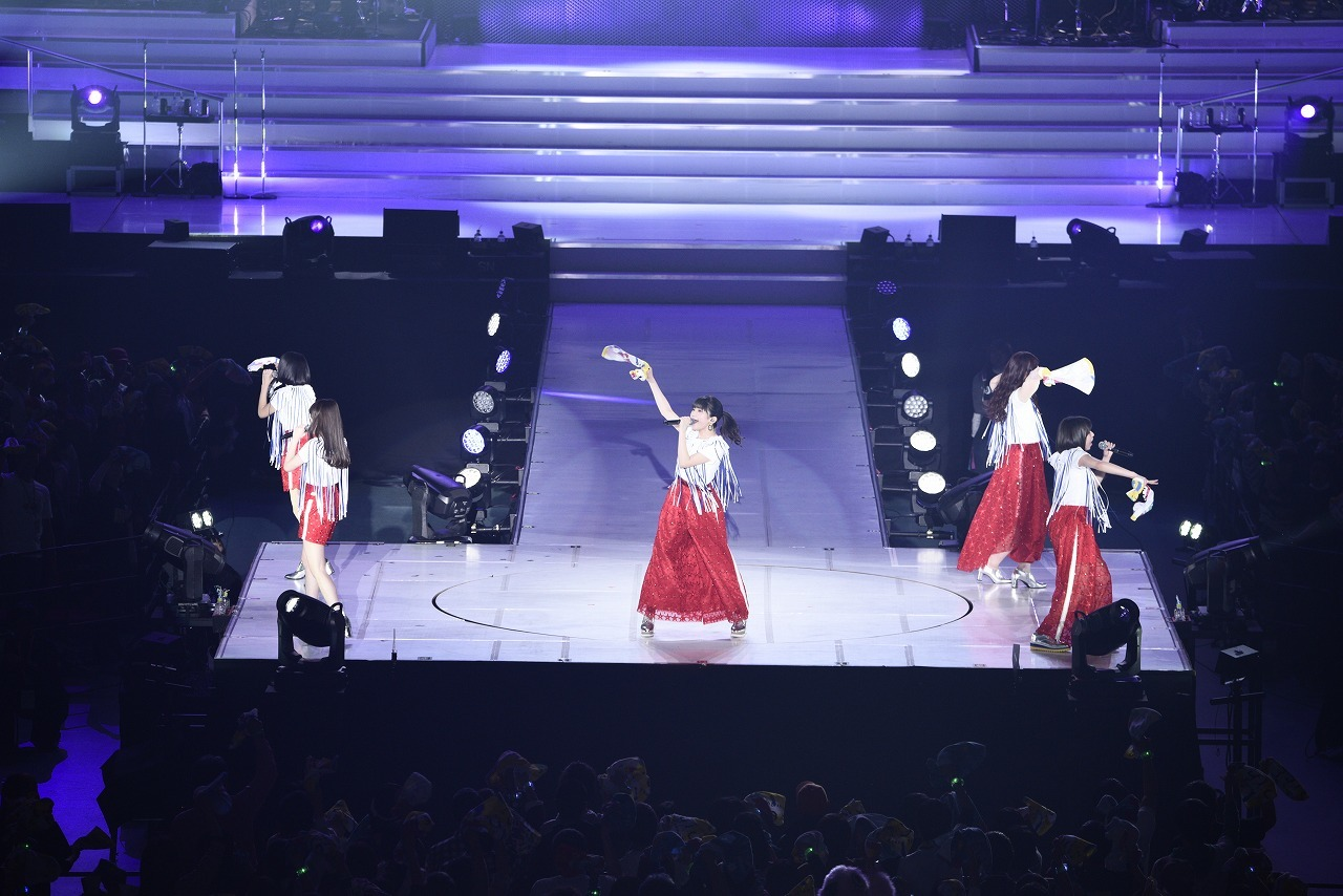 『Little Glee Monster Arena Tour 2018 - juice !!!!!』 大阪城ホール