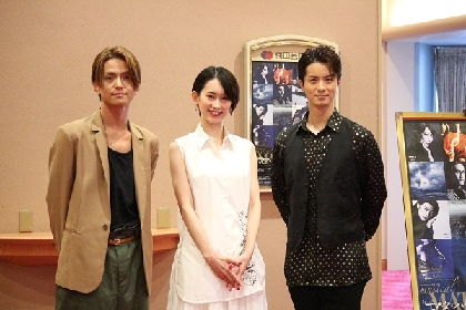 ミュージカル『マタ・ハリ』いよいよ最終地、大阪へーー開幕前に、愛希れいか、田代万里生、三浦涼介が上演できる喜びを語る