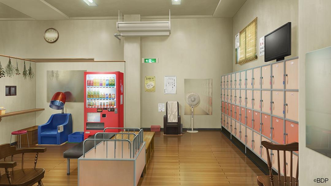 アニメ『BanG Dream! 3rd Season』ビデオ会議用バーチャル背景画像 (C)BDP