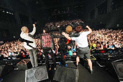 go!go!vanillas 長谷川プリティ敬祐(Ba)完全復活のツアー初日に見たバンドの核心と未来