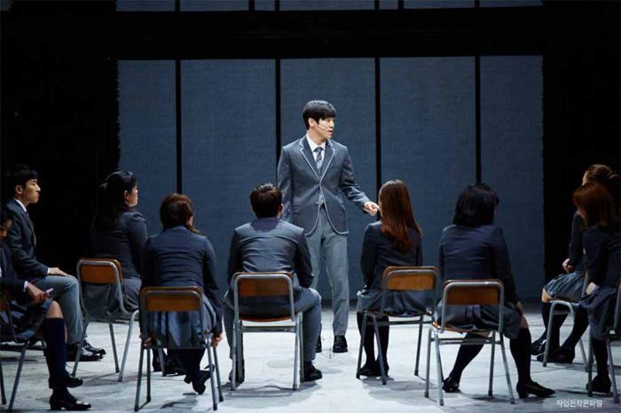 2015年/2017年 韓国プロダクション  提供:ホリプロ