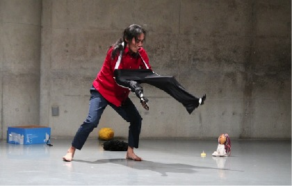 近藤良平、松本大樹らが参加 セッションハウス公演『どこでもシアター・ダンスブリッジ2020』が開催
