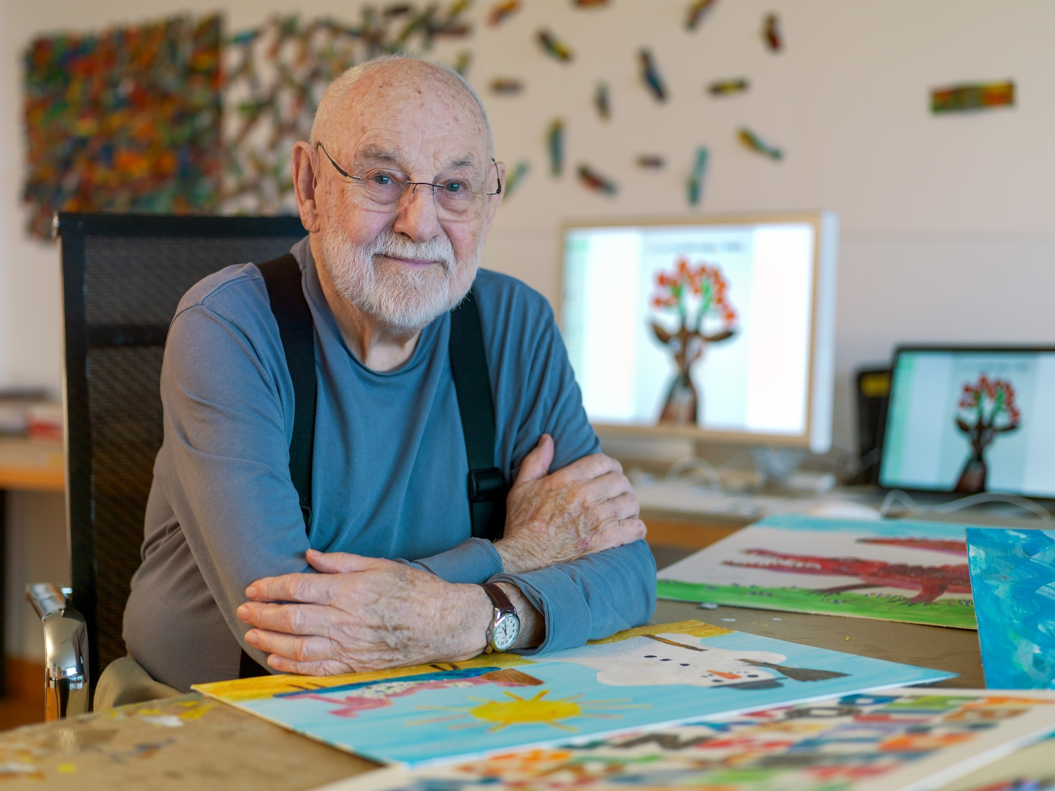 『THE ART OF ERIC CARLE エリック・カール展』