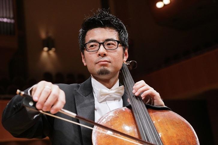 日本センチュリー交響楽団首席チェロ奏者 北口大輔