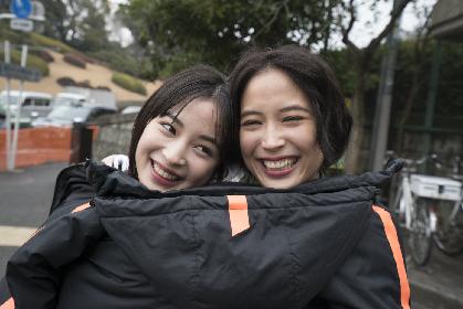 広瀬アリス&広瀬すずの姉妹写真展『OH MY SISTER! 』から写真の一部&パルコオリジナルグッズを公開
