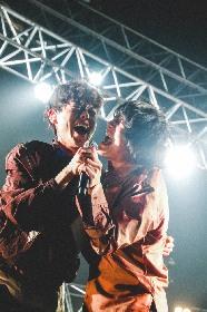 """石崎ひゅーい、菅田将暉と一つのマイクで歌う""""友情""""の共演 初出演の『COUNTDOWN JAPAN』ステージで2018年を締めくくる"""