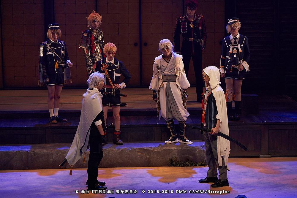 (C) 舞台『刀剣乱舞』製作委員会 (C) 2015-2019 DMM GAMES/Nitroplus