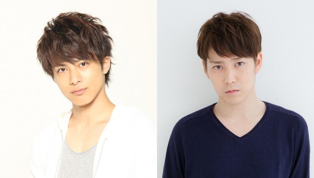 (左から)米原幸佑、鎌苅健太 (C)2012, 2018 SANRIO CO., LTD. SHOWBYROCK!! 製作委員会#