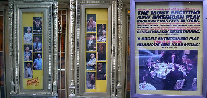 ミュージック・ボックス・シアター外壁より(2008年)